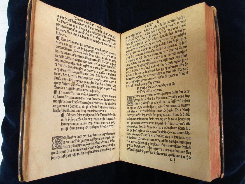 [Le Panégyrique du Chevalier sans reproche Louis de la Trémouille] / [Jean Bouchet] | Bouchet, Jean (1476 -1557). Auteur
