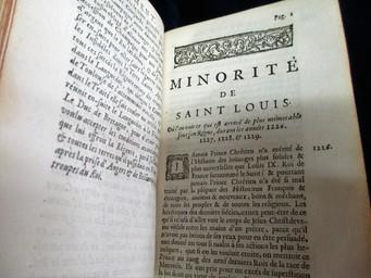 La Minorité de saint Louis, avec l'histoire de Louis XI et de Henri II, par le Sieur Varillas | Varillas, Antoine (1624-1696). Auteur