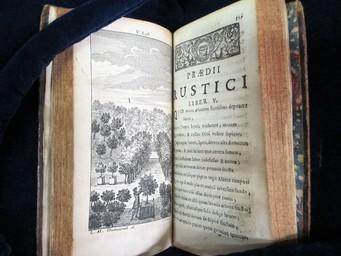 Jacobi Vanierii è Societate Jesu, Praedium rusticum   Vanière, Jacques (1664-1739). Auteur