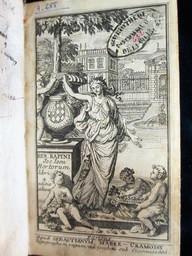 Ren. Rapini, Soc. Iesu Hortorum libri IV. Editio altera | Rapin, René (1621-1687). Auteur