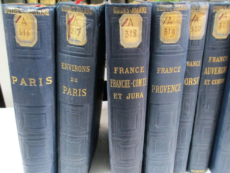 Itinéraire général de la France, par Paul Joanne. Environs de Paris. 8 cartes et 20 plans | Joanne, Adolphe (1813-1881). Auteur