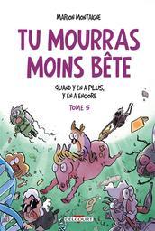 Quand y en a plus, y en a encore / Marion Montaigne | Montaigne, Marion. Auteur
