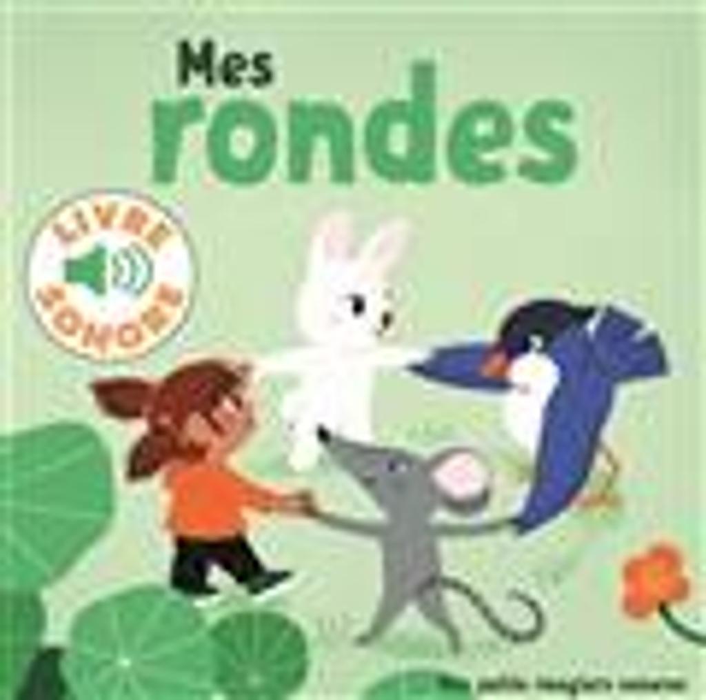Mes rondes / [illustrations : Elsa Fouquier]  
