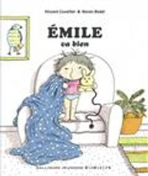 Emile va bien / texte de Vincent Cuvellier | Cuvellier, Vincent (1969-....). Auteur