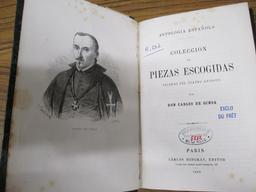 Antología española : coleccion de piezas escogidas sacadas del teatro antiguo / por Don Carlos de Ochoa | Ochoa, Carlos de (1836-....). Auteur