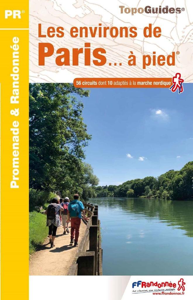 Les environs de Paris... à pied |