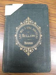 Lágrimas, novela de costumbres contemporaneas / por Fernán Caballero | Caballero, Fernán (1796-1877). Auteur