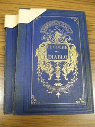El coche del diablo / por Julio Nombela. Tomo primero [-secundo] | Nombela , Julio (1836-1896). Auteur