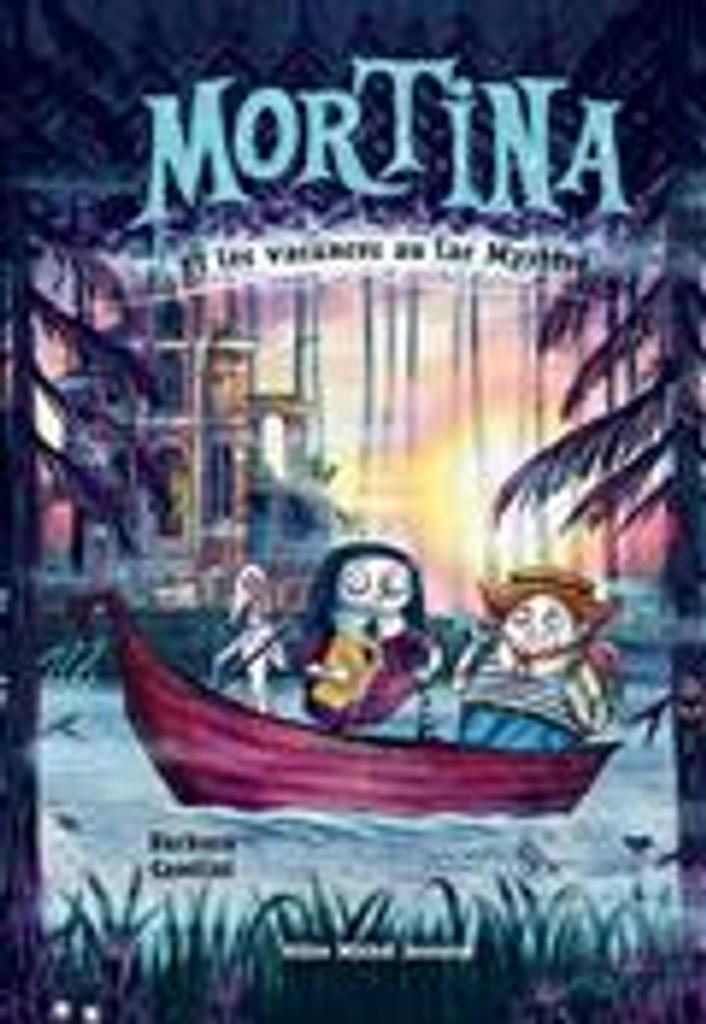 Les vacances au lac Mystère / texte et illustrations de Barbara Cantini |