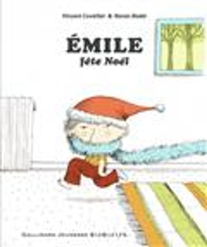 Émile fête Noël / texte de Vincent Cuvellier |