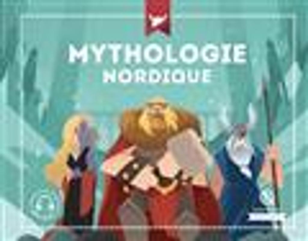 Mythologie nordique / textes Julie Gouazé |