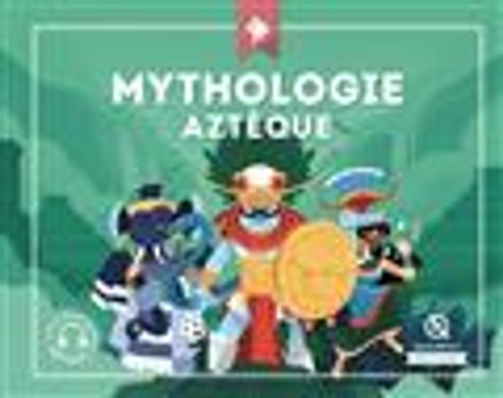 Mythologie aztèque / Clémentine V. Baron |