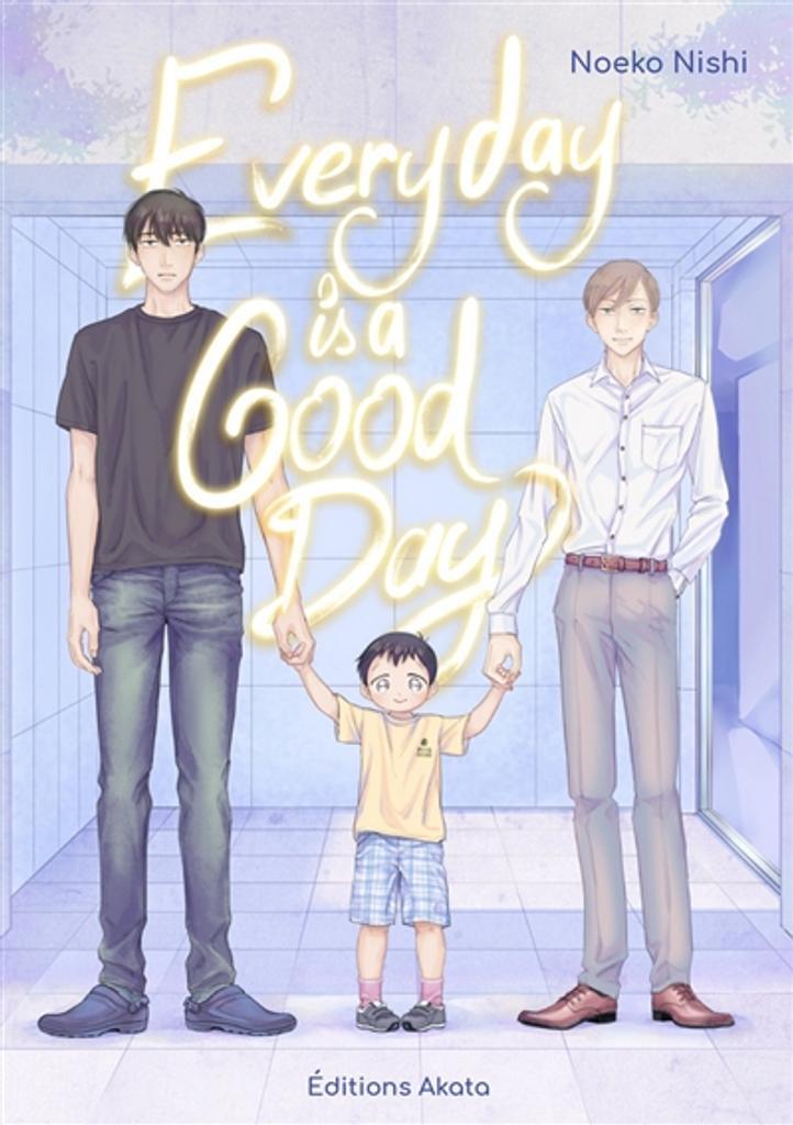 Everyday is a good day / Noeko Nishi |