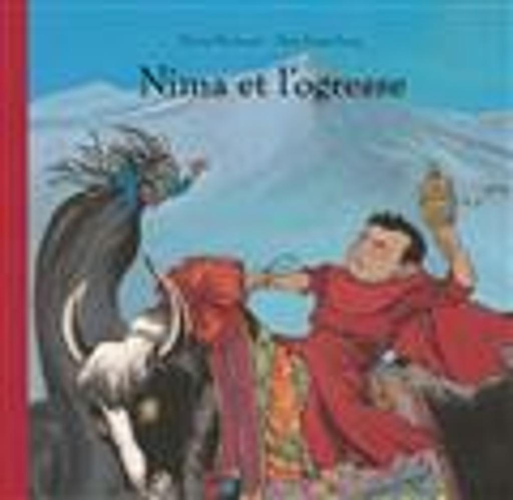 Nima et l'ogresse / une histoire de Pierre Bertrand |
