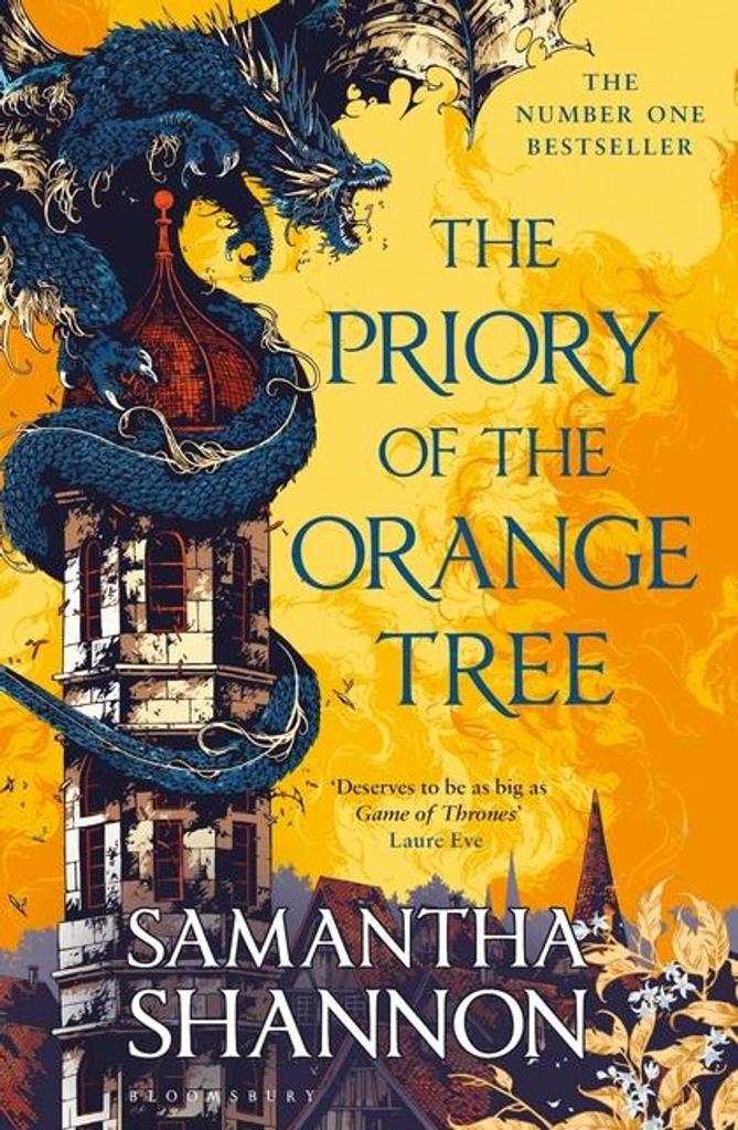 The Priory of the Orange Tree |