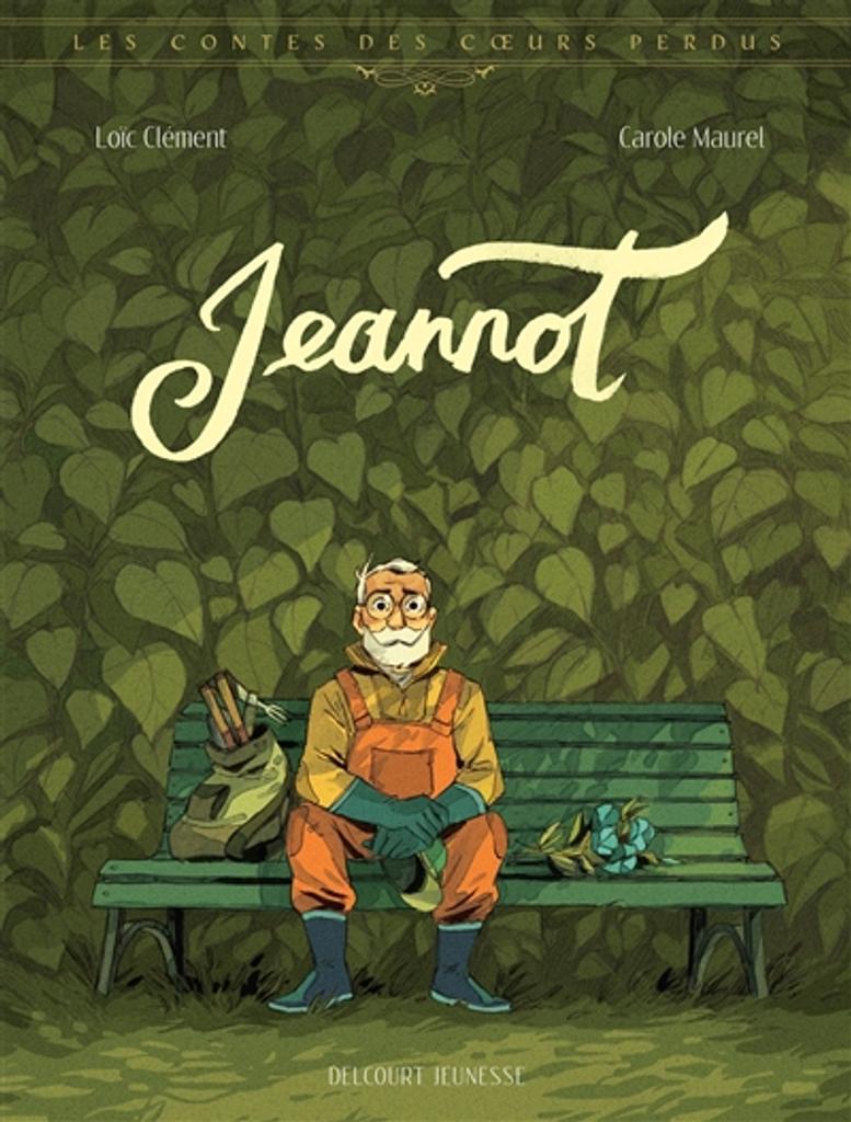 Jeannot / scénario, Loïc Clément  