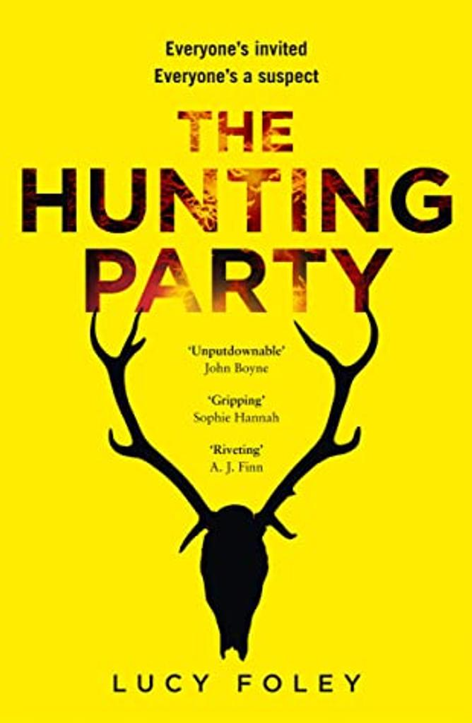 The Hunting Party / Lucy Foley |