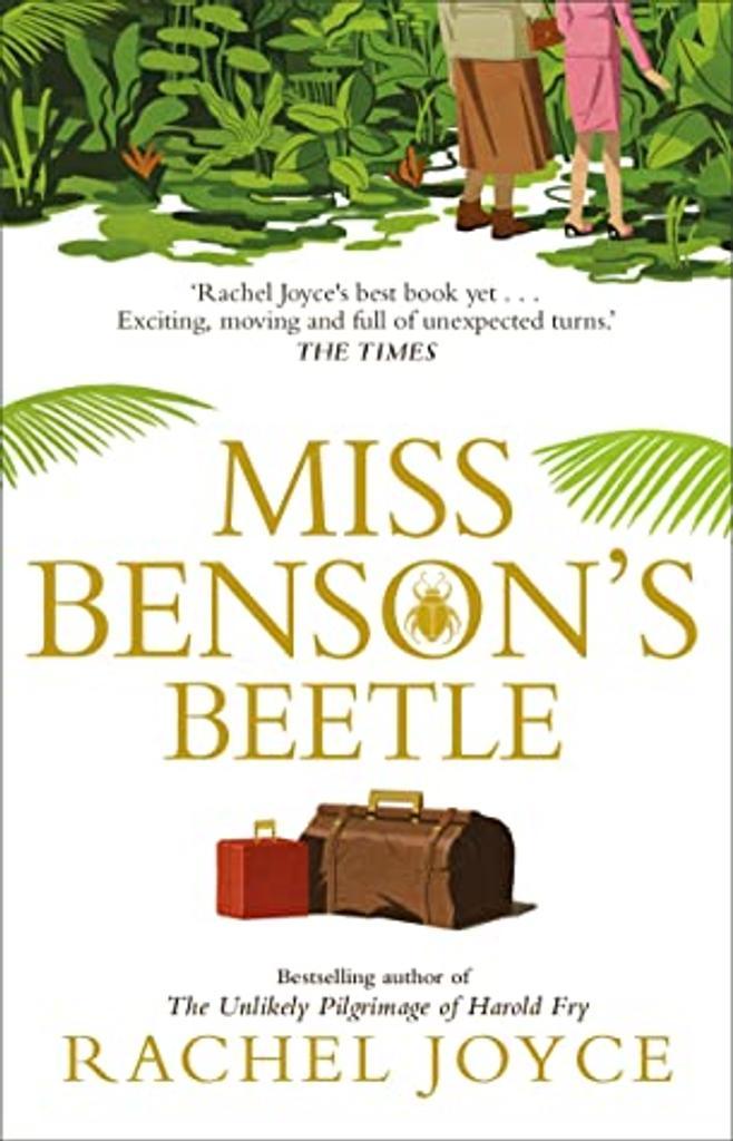 Miss Benson's Beetle / Rachel Joyce |
