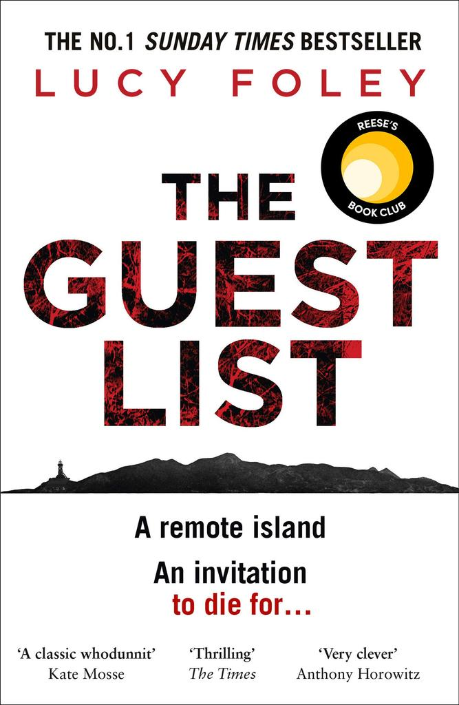 The Guest List / Lucy Foley |