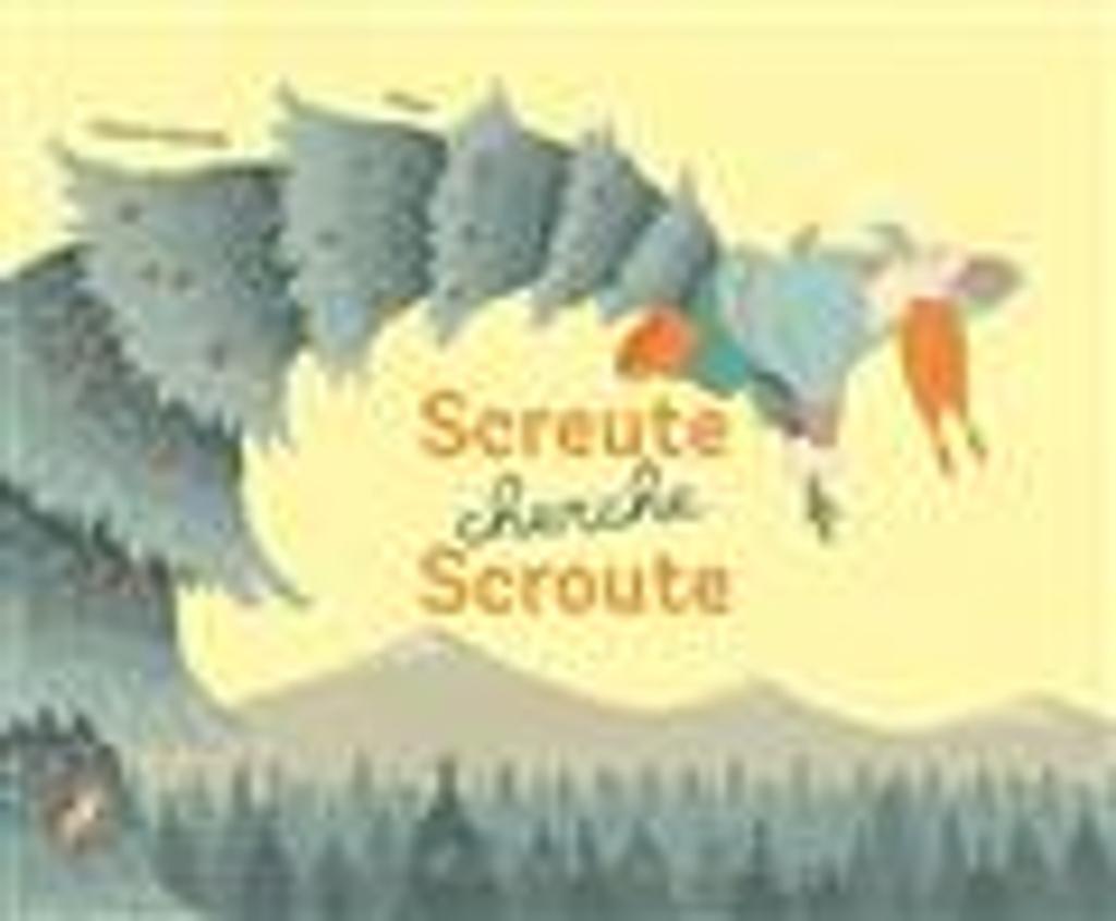 Screute cherche Scroute / texte de Swann Meralli  