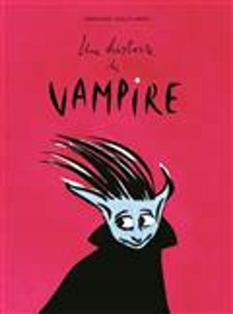 Une histoire de vampire / Grégoire Solotareff  