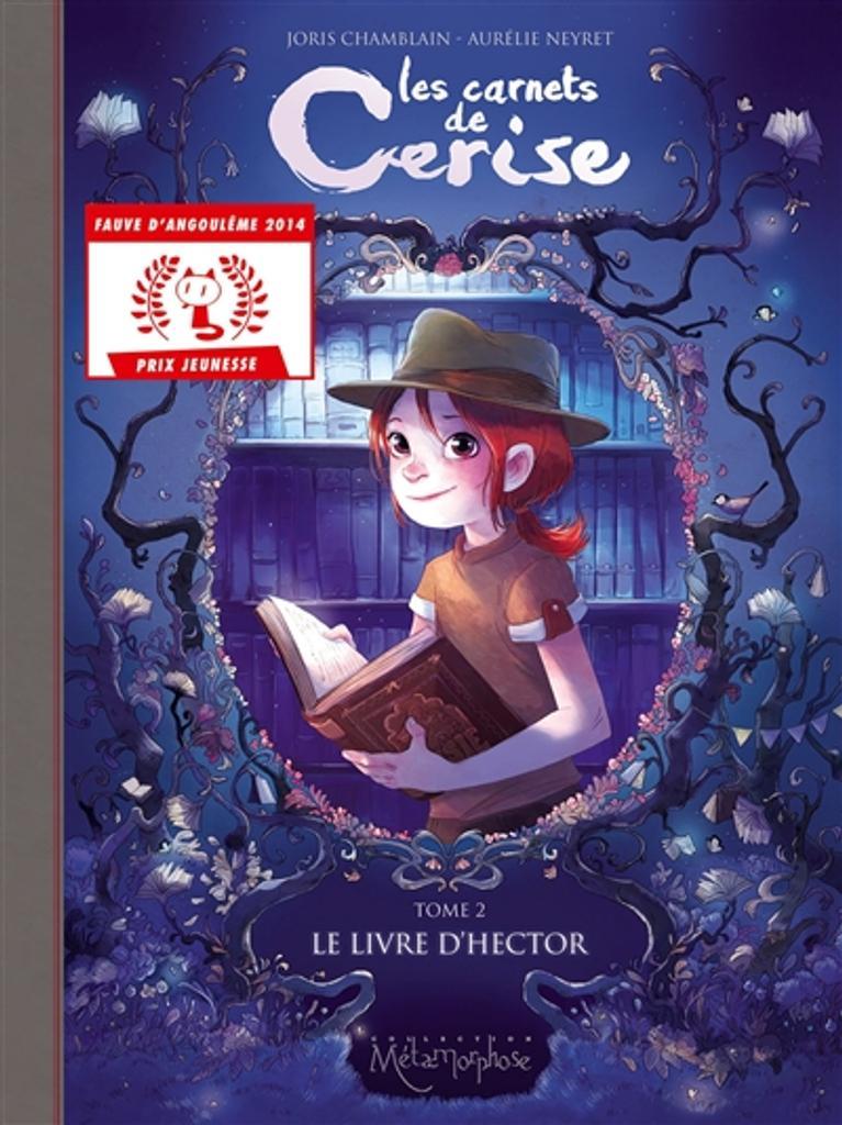 Le livre d'Hector / Joris Chamblain, Aurélie Neyret |