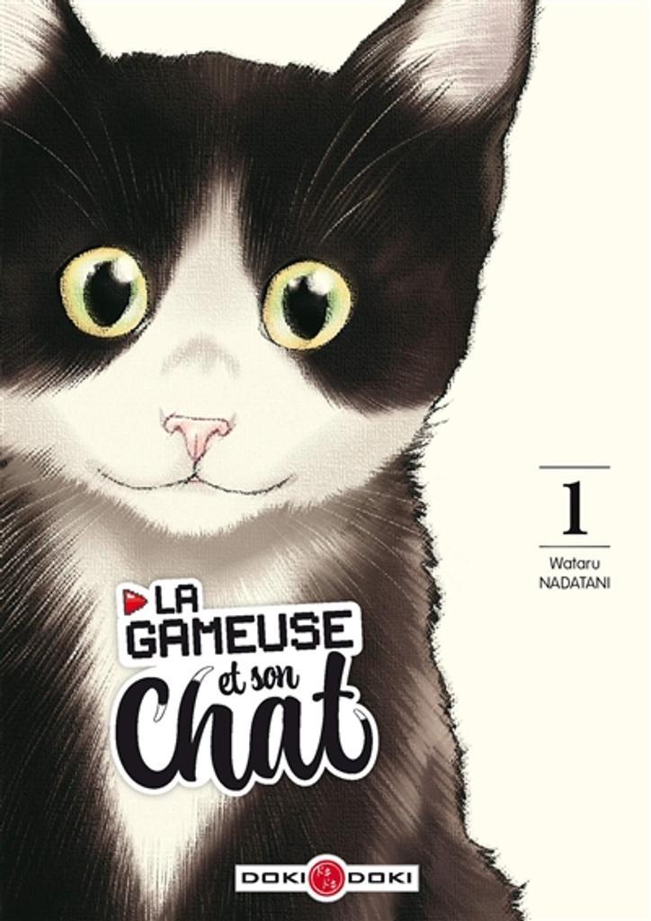 La gameuse et son chat / Wataru Nadatani |