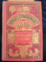 Vingt mille lieues sous les mers / Jules Verne... | Verne, Jules (1828-1905). Auteur