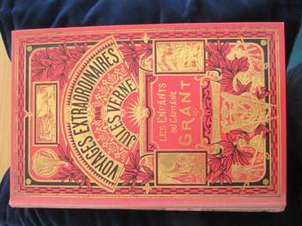 Les Enfants du capitaine Grant / Jules Verne... | Verne, Jules (1828-1905). Auteur