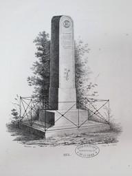 Hue. : [estampe] / Blanchet del.   Blanchet Magon de La Lande, Louis Edouard Marie (1852-1901). Artiste